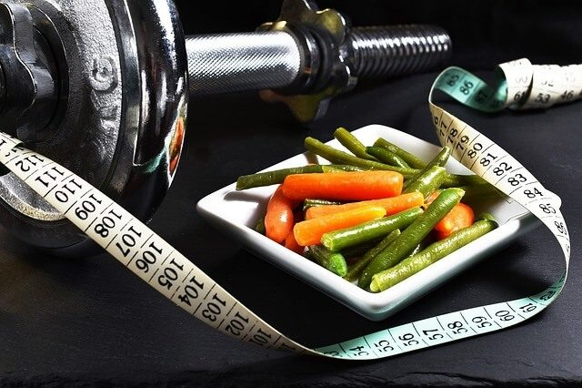Cvičení a zdravá strava
