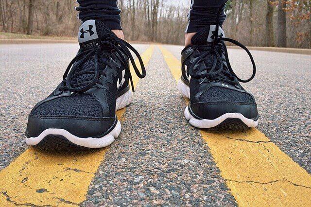 Vhodná běžecká obuv