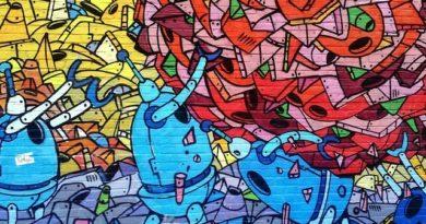 Graffiti umění