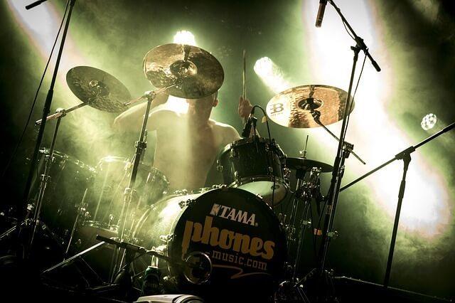 Bubny v bicí soupravě