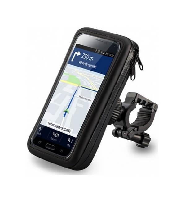 Mobilní vodotěsný držák na kolo