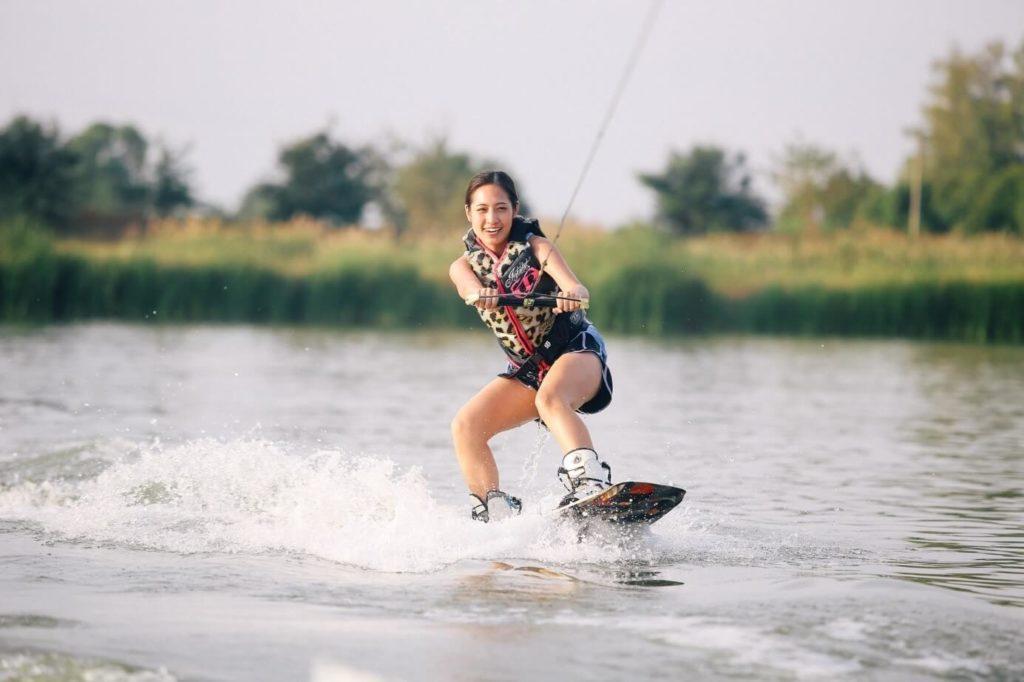 wakeboarding je vhodný pro lidské zdraví