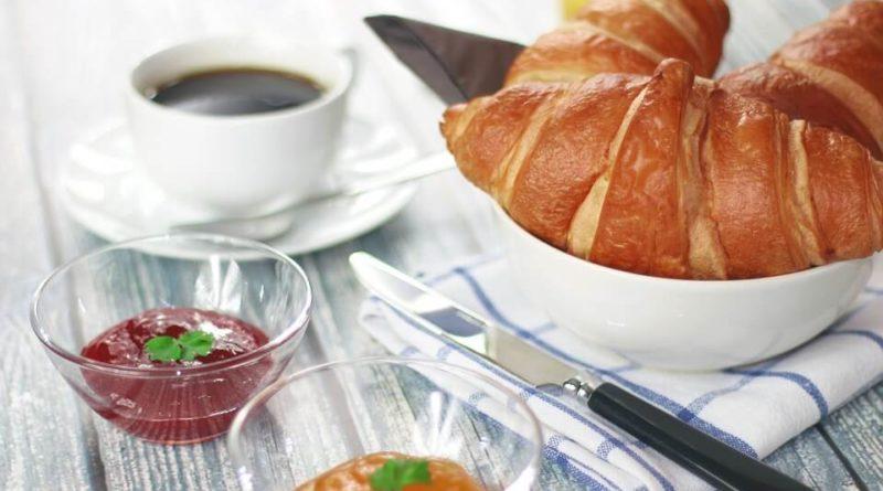 zavařenina k snídani