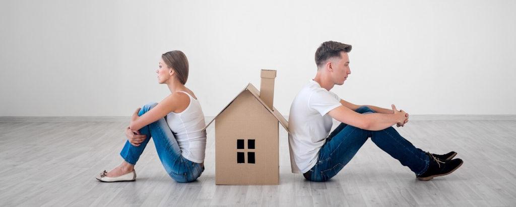 Rozdělení majetku při rozvodu