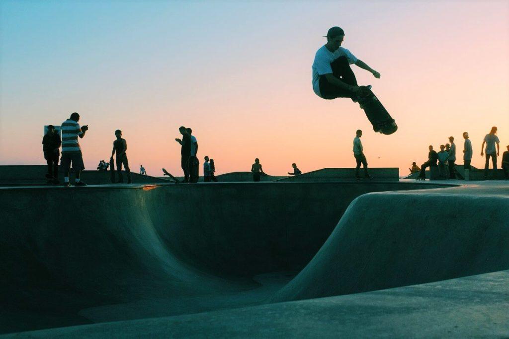 Skateboardový trik