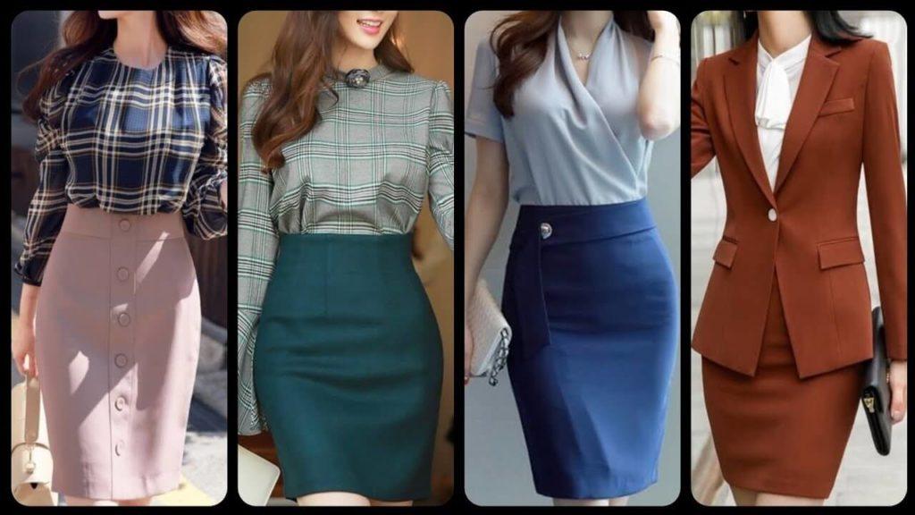Ženské business outfity