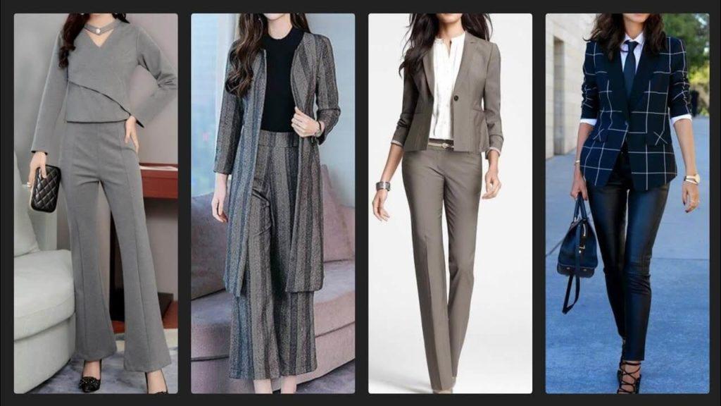 Business outfit pro ženy