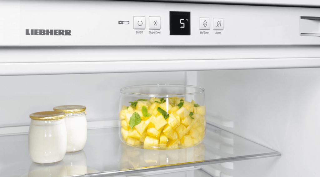 Ideální teplota v lednici