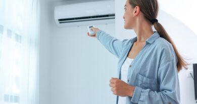 Dálkové zapnutí klimatizace