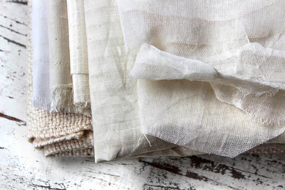 Přírodní textil
